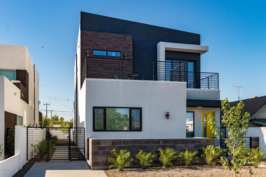 The Agave House by RD Design Team - Phoenix Modern Architects